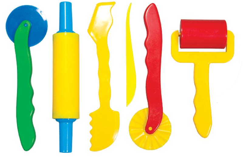 Картинки инструменты для лепки