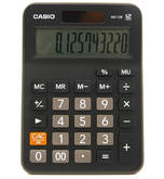 Калькулятор 12р.CASIO MX-12B 145*103*32мм черн.