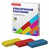 Пластилин 10цв.160г ERICH KRAUSE 50640 Basic