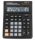 Калькулятор 12р.CITIZEN SDC-444S 210*160мм