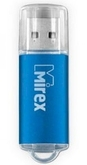 Флэш-диск  8ГБ MIREX UNIT USB2.0 голубой
