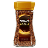 Кофе NESCAFE GOLD 190г стекло