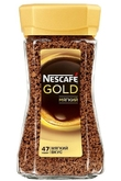 Кофе NESCAFE GOLD  95г стекло